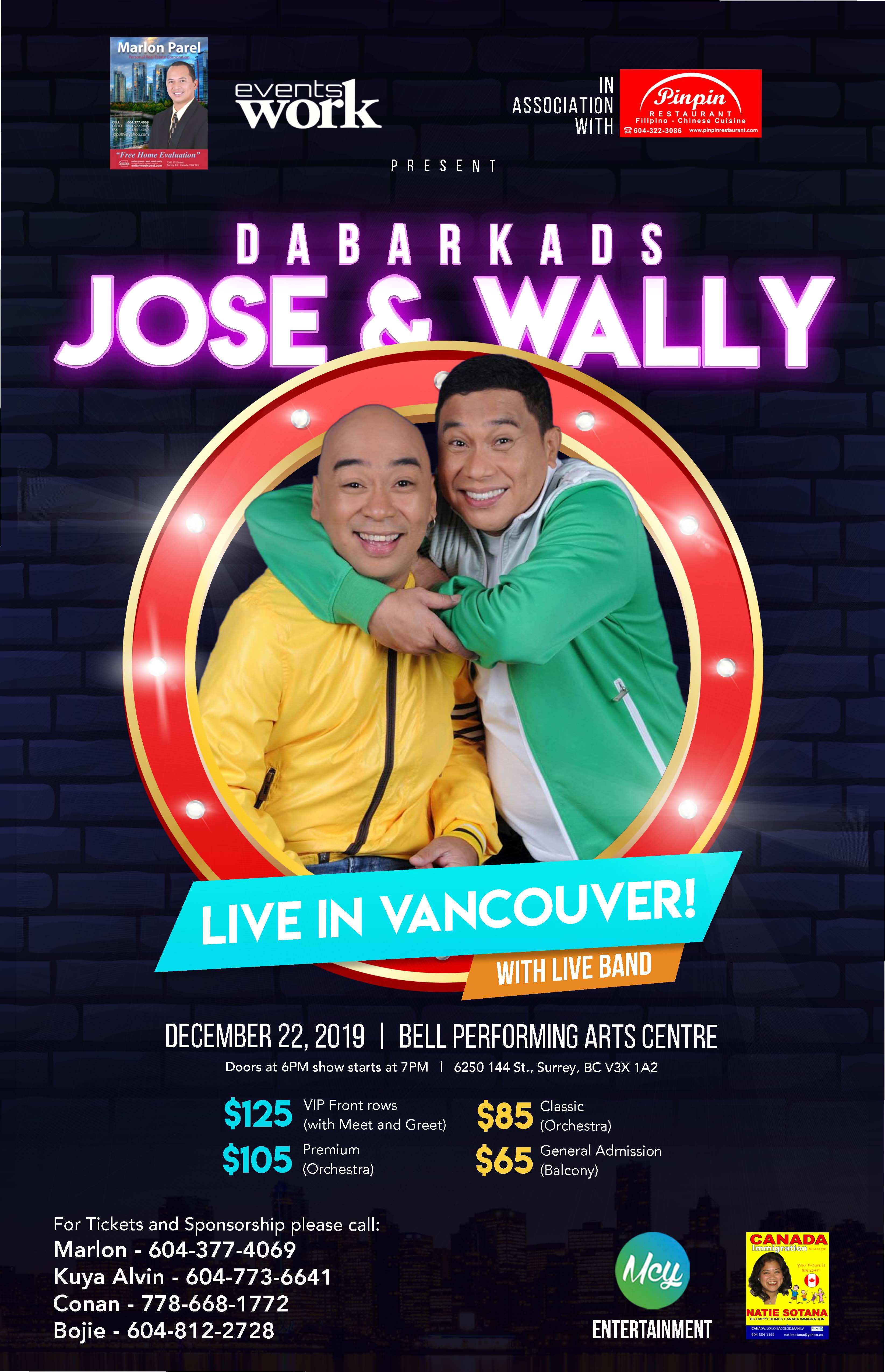 Jose and Wally