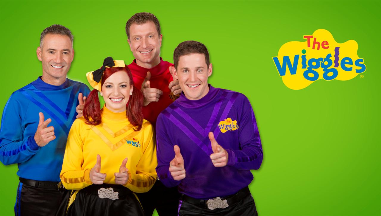 meet the wiggles 2014 images